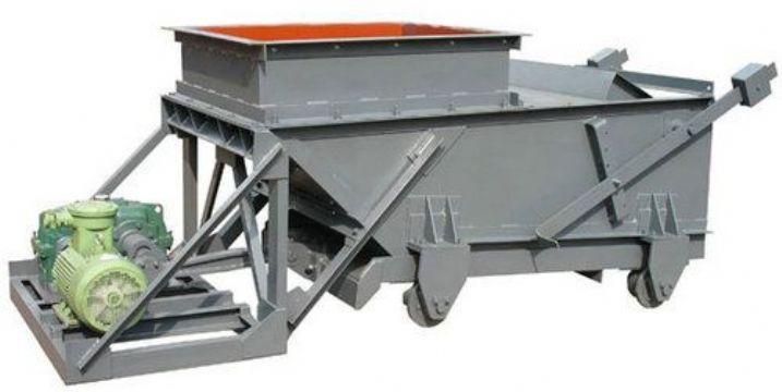 点击查看雷竞技官网平台<br>标题:往复式给煤机 阅读次数:1483