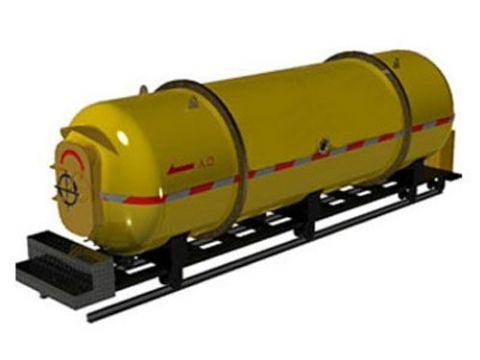 点击查看雷竞技官网平台<br>标题:矿井可移动防透水救生舱 阅读次数:772
