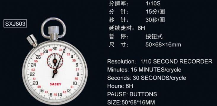 点击查看雷竞技官网平台<br>标题:803机械秒表 阅读次数:1005